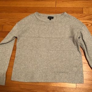 Grey sweater from lord and Taylor
